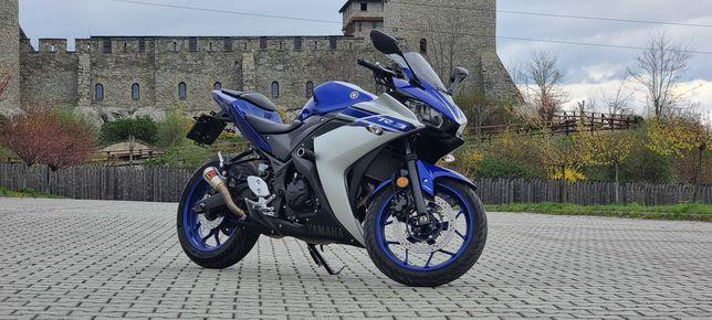 Yamaha R3 Sportowa