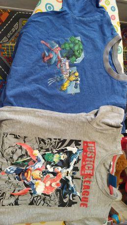 Bluzeczki chłopięce Marvel