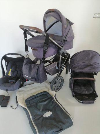 Wózek dziecięcy ABC Design, Salsa 3w1