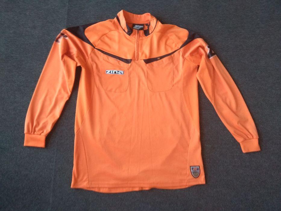 Koszulka Zina Salvadore Pomarańczowa L+ Przepisy Gry w piłkę nożną Kielce - image 1