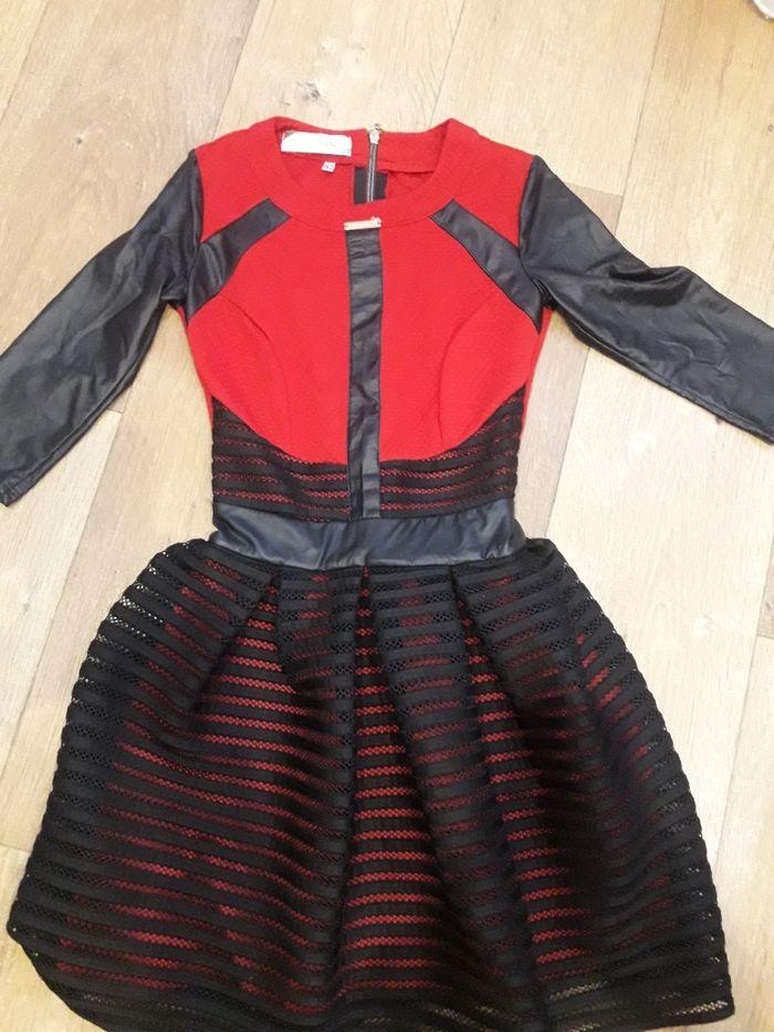 Красивое платье 42р Мостики - изображение 1
