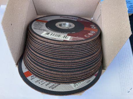 Discos corte ferro /inox Ø 125mm (novos)