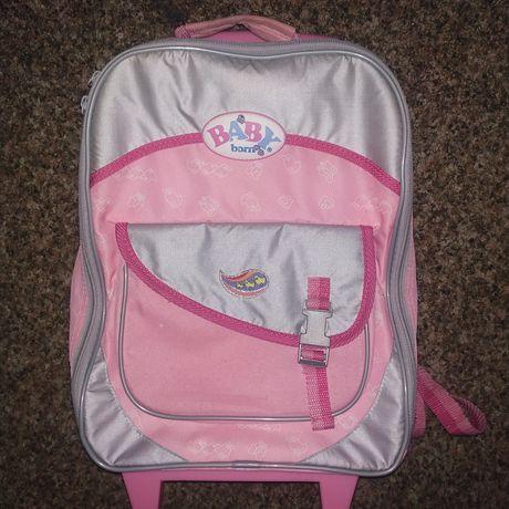 Чемодан (сумка на колесах) Zapf creation Baby Born