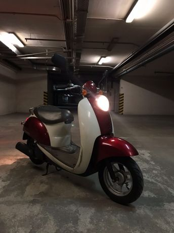 Honda Scoopy 4T