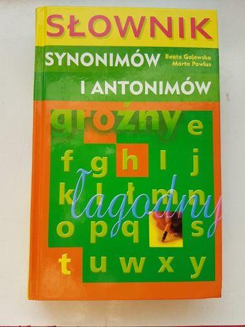 """B. Gajewska... """"Słownik synonimów i antonimów"""" - NOWA za PÓŁ ceny!"""