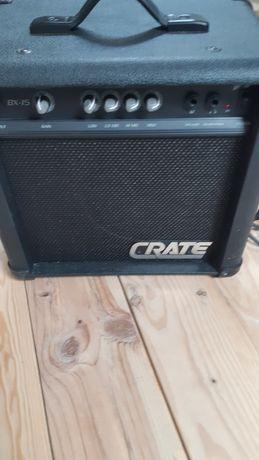 Amplificador Baixo Crate BX15 15watts
