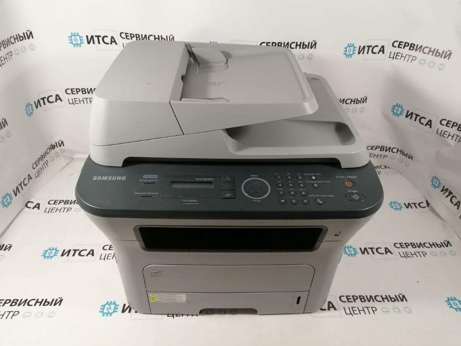 Принтер сканер ксерокс Samsung SCX-4824FN с гарантией Одесса - изображение 1