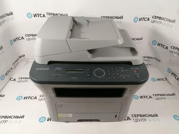 Принтер сканер ксерокс Samsung SCX-4824FN с гарантией
