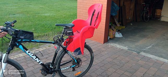 Fotelik na rower poli Sport