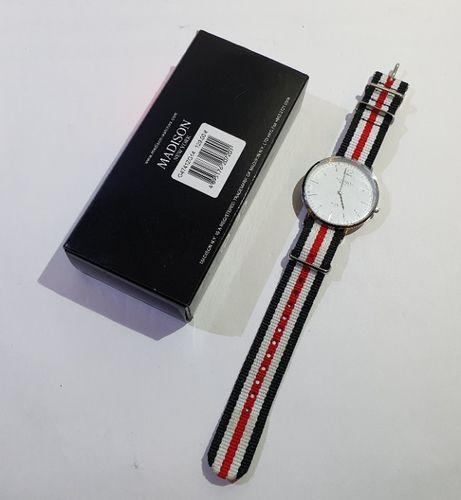 Zegarek MADISON NEW YORK G4741ZG14, Lombard Jasło Czackiego