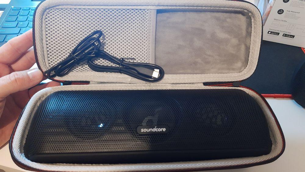Anker Soundcore Motion+ plus. Gratis pokrowiec. Głośnik Bluetooth. 30W Białystok - image 1