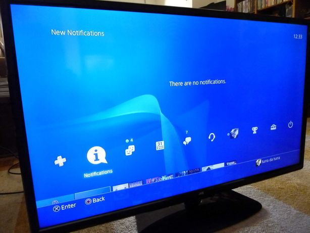 """TV LCD Full HD JVC de 40"""" LED"""