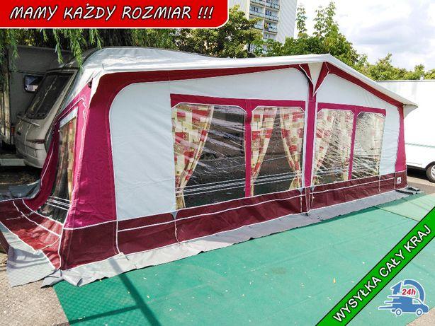 Przedsionek do przyczepy campingowej 1050cm-1075cm rozmiar 17