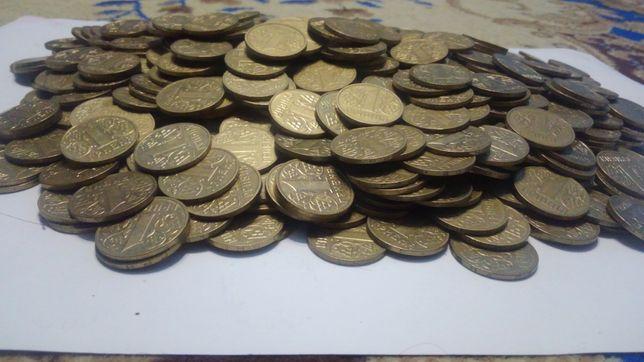Монети України 1 гривня 2001 2002 2003
