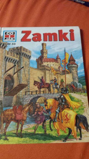 Książka Zamki Atlas