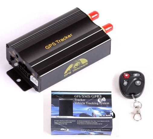 FHK-103B - GPS Localizador Corte de Corrente e escuta em tempo real