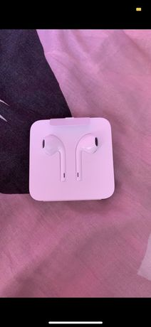 Słuchawki Apple iPhone, lightning