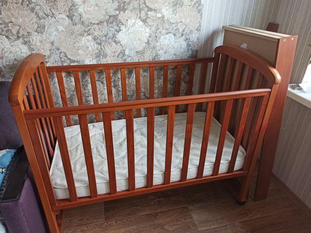 Детская кроватка Верес Соня + матрас