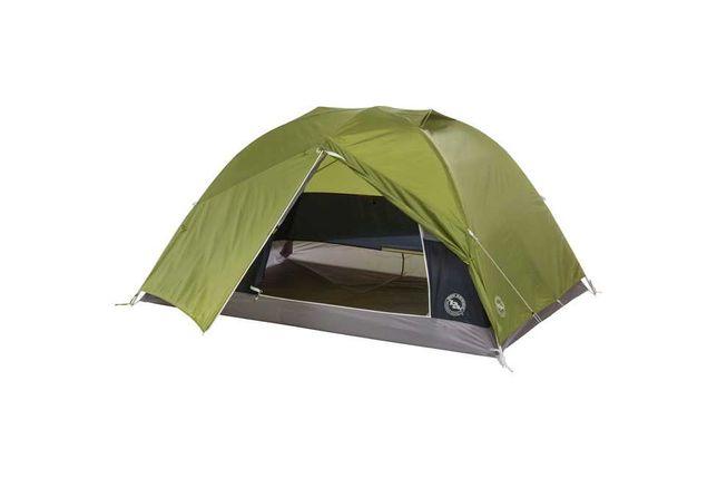 Палатка Big Agnes Blacktail 2 / 3 (полный вес 2,27 / 2,58 кг.)