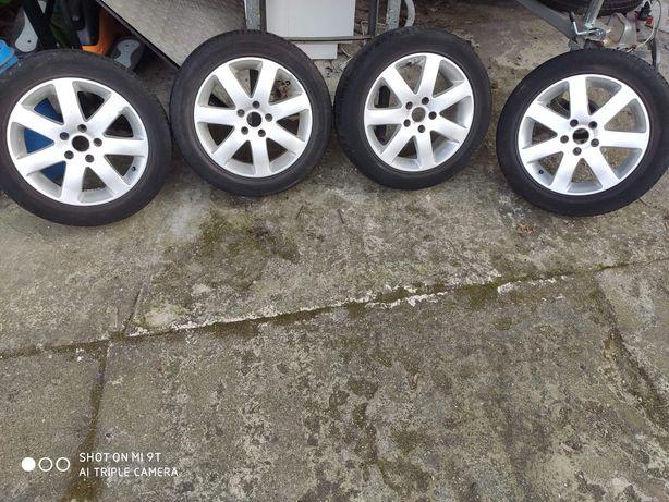 "Felgi autec 5x110  7 x 16"" Opel Saab"