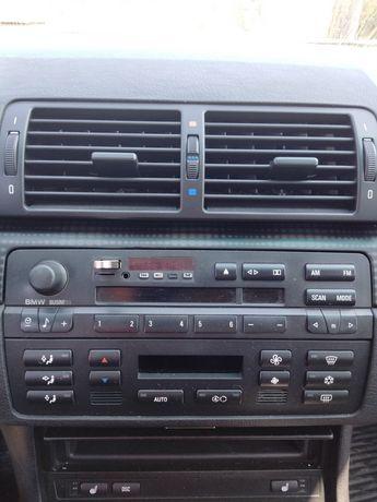 Продам штатную магнитолу BMW БМВ с USB е46 МР3 АUX Магнитофон Музыка