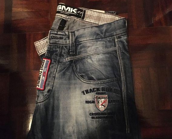 Calças SMK - Tamanho 40