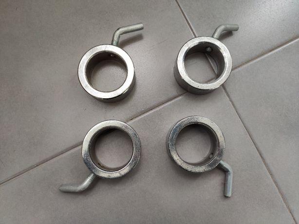 Locks / Bloqueios para barra ou alteres de musculação 50mm