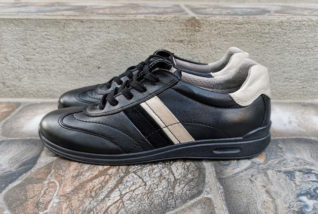 38 р. Оригинал кожаные кроссовки ботинки ECCO - Mobile II
