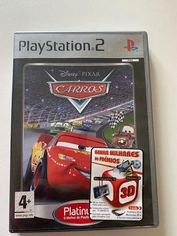 Jogo para PlayStation 2 Cars