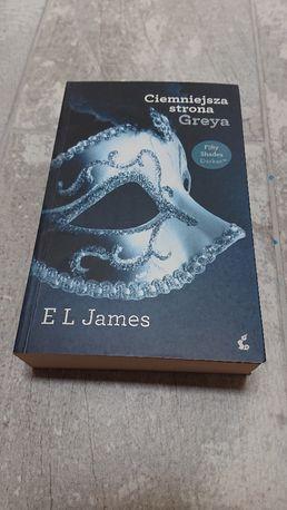 E L James Ciemniejsza strona Greya