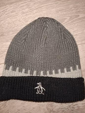 Penguin czapka zimowa męska nowa sprzedam
