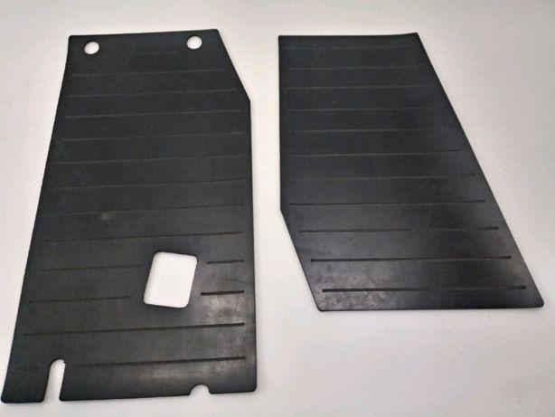 Gumowy dywanik wykładzina kabiny Zetor komplet guma EPDM 4mm
