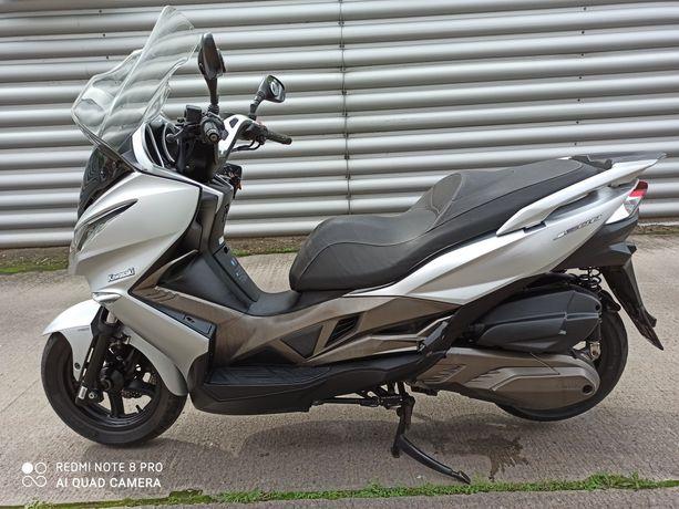 KAWASAKI J 300 ABS oryginał 2015 bezwyPadkowy