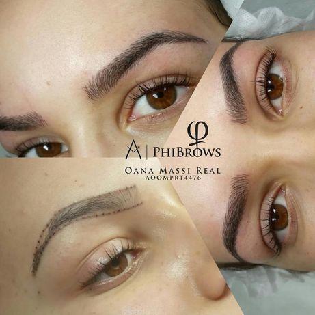 Microblading de sobrancelhas, Artista certificada PhiBrows