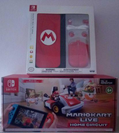 Pack Super Mário - nintendo switch (selado)