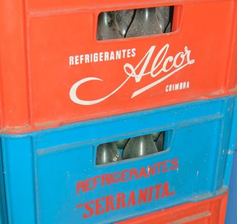 grades + garrafas, Serranita + Alcor - PARA DESOCUPAR