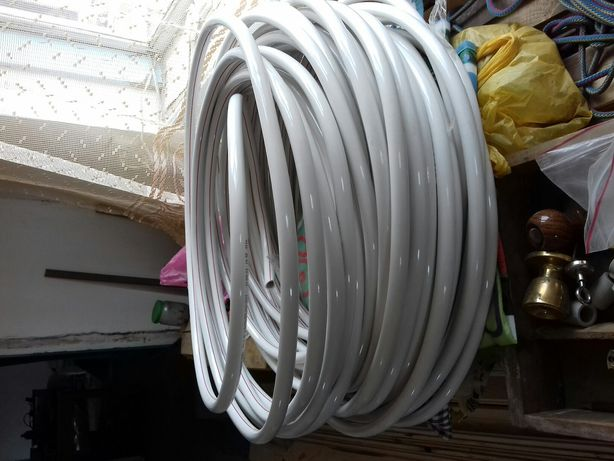 Труба металопластик для горячей воды. Новая 20×2.0 50метров.