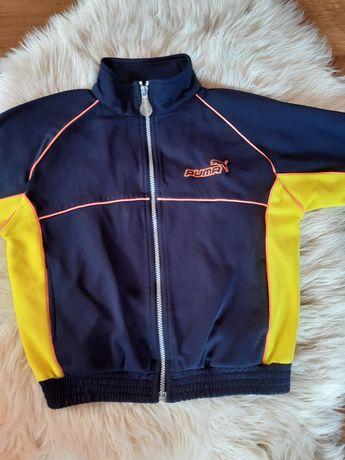 Bluza chłopięca Puma 116cm  sportowa ,kurteczka