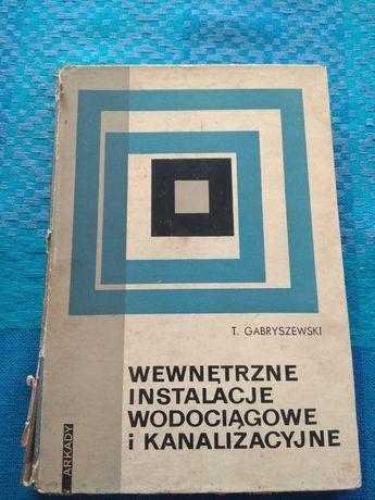 Wewnetrzne instalacje wodociagowe i kanalizacyjne 1970