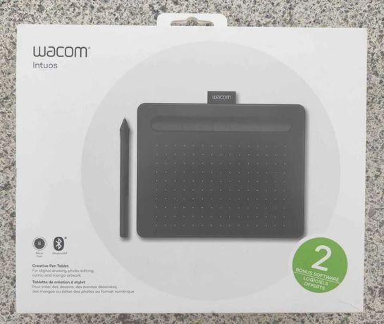 Mesa Digitalizadora Wacom Intuos S (USB e Bluetooth)