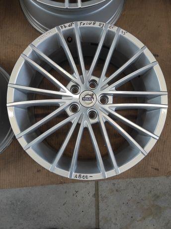 77 Felgi aluminiowe VOLVO R 18 5x108 Bardzo Ładne