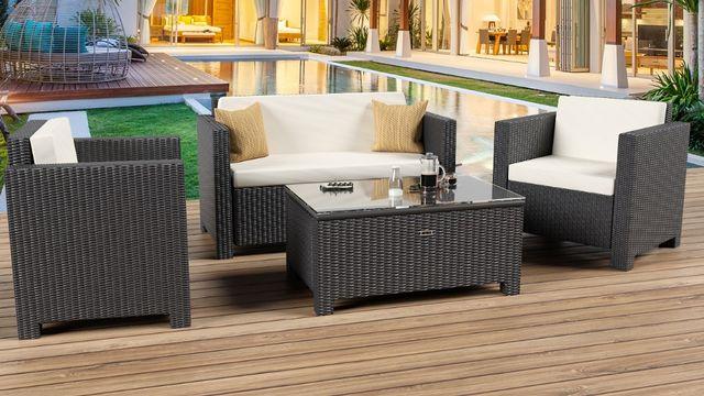 Набор садовой мебели комплект из ротанга Садові меблі Ротанг