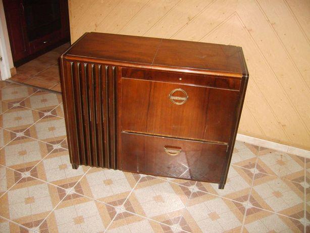 Radio - komoda vintage retro