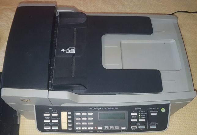 Impressora HP Officejet J5780 All-in-one