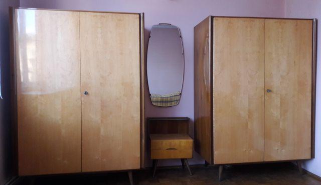 Meble do sypialni '60s vintage