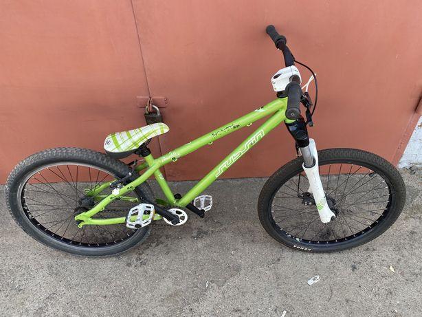 Велосипед B'TWIN Subsin Double Evo