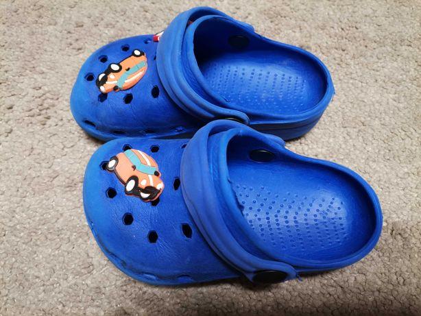 Buty typu crocs rozm. 24