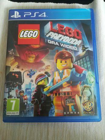 Gra Lego Przygoda PS4