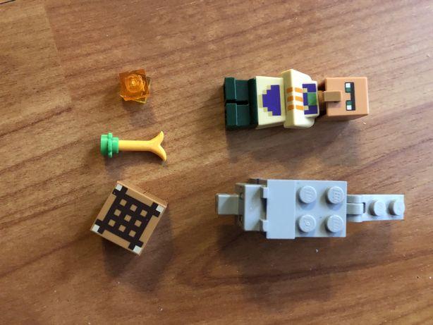 Lego minecraft(оригинал)