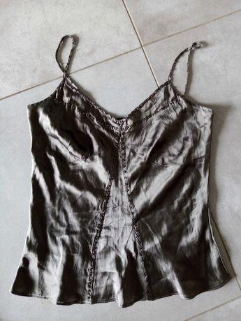 Bluzeczka atłasowa M